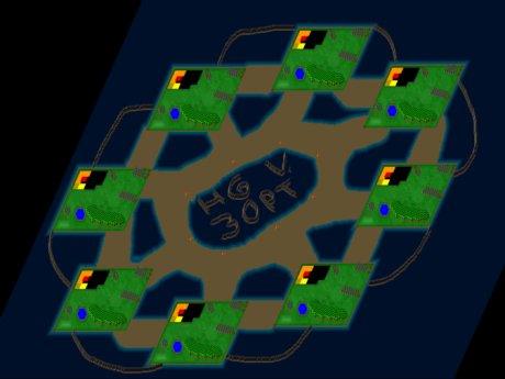 Siedler 3 Map: 8-Edy von Varfox