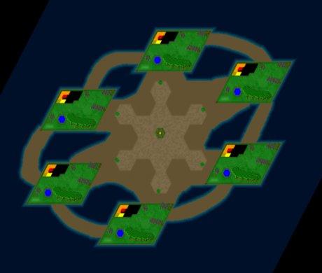 Siedler 3 Map: 6-Edy von Varfox