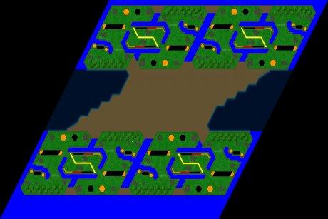 Siedler 3 Map: 8er_Python von mad