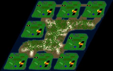 Siedler 3 Map: 8-Was_fuer_ein_Mist von Varfox