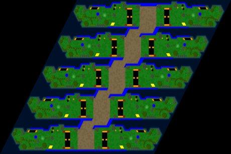Siedler 3 Map: 10er-Puffreis von MiMoldi