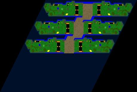 Siedler 3 Map: 6er-Puffreis von MiMoldi