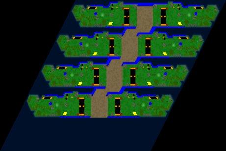 Siedler 3 Map: 8er-Puffreis von MiMoldi
