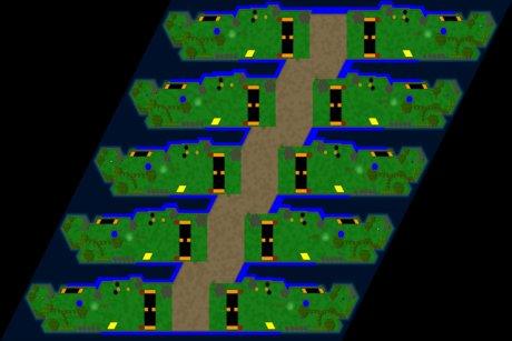 Siedler 3 Map: 10er-Puffreis2.0 von MiMoldi