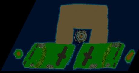 Siedler 3 Map: 2er Schopkis Lauftreff von xXPlayer69Xx
