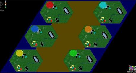 Siedler 3 Map: LaberRhabarber von poca