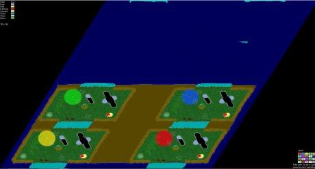 Siedler 3 Map: Fetz-4 von poca