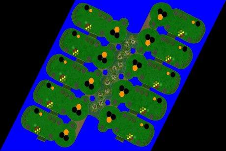Siedler 3 Map: 10er.Matrjoschka von mavmav