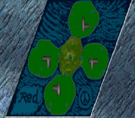 Settlers 3 Map: batsh!!tCrazy from redeyed