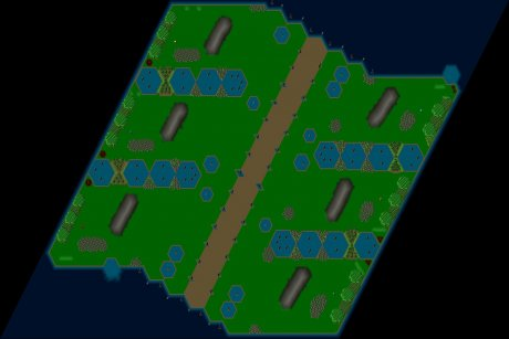 Settlers 3 Map: shiƒt from redeyed