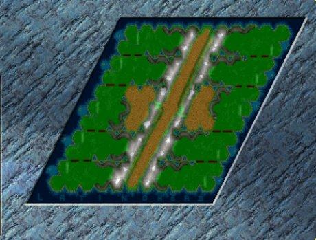 Siedler 3 Map: LatinoHeads 10 LATRINEN von LatinoHead