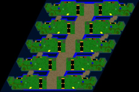 Settlers 3 Map: 10er-Puffreis from MiMoldi