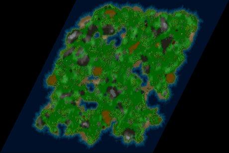 Settlers 3 Map: 6er-KatsBukkake from katscripter