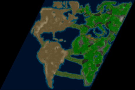Settlers 3 Map: 8er_final_World from jay
