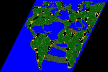 Settlers 3 Map: 14er-final_World from jay
