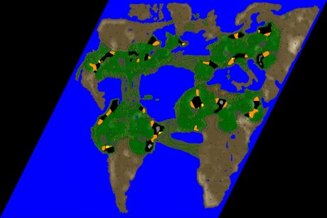 Settlers 3 Map: 8er_final_World_v.2 from jay