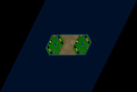 Settlers 3 Map: 2er_DerEckenschmied from jay