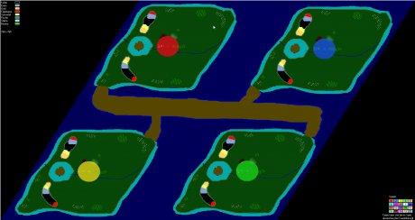 Settlers 3 Map: 4erOneEye2 from silentx1981