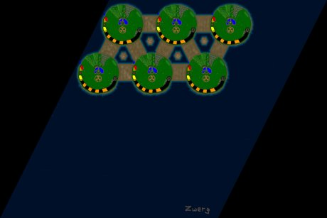 Settlers 3 Map: 6er_Pandemic from Zwerg